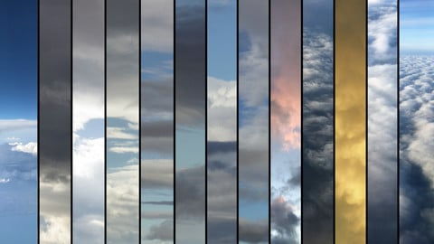 Textures: Clouds 2