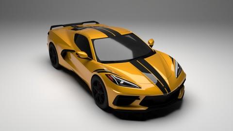 Corvette C8 Z51 2020
