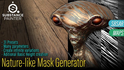 Power Masks Generator - Nature