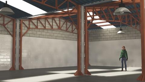 Modular Warehouse Kit for VUE.
