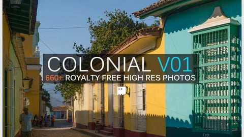 Colonial Free Pack (Pack 03)