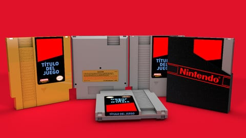 NES Cartridge - Free Download