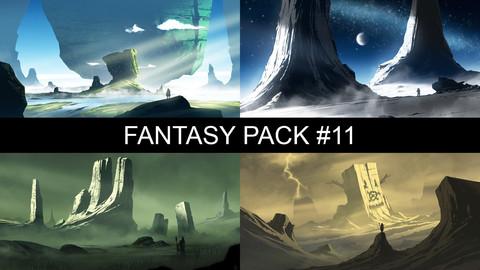 Fantasy Pack #11