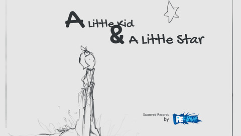 A Little Kid & A Little Star | Scattered Records