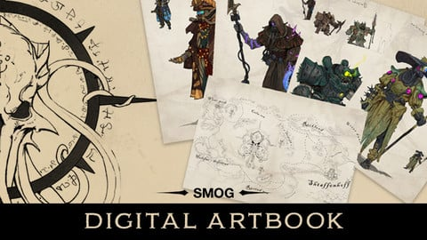 SMOG | DIGITAL ARTBOOK