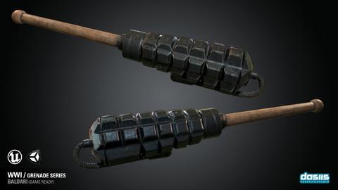 Baldari Grenade - WWI Grenade Series