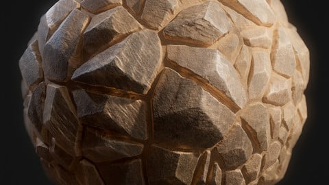 Stylized Rocks Substance