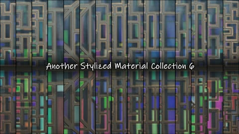 Another Stylized Material Collection 6