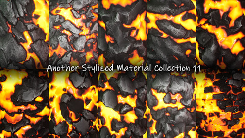Another Stylized Material Collection 11