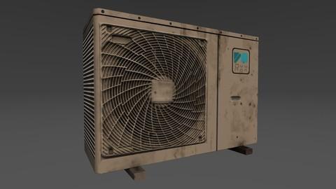 3 Air Conditioner External Units