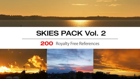 SKIES PACK Vol. 2