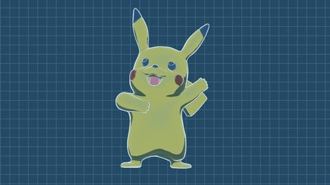 PIkachu character