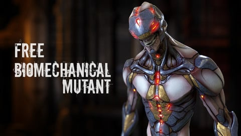 Free - Biomechanical Mutant