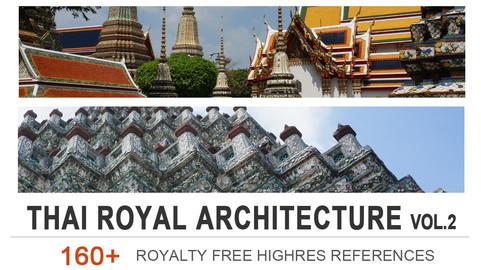 Thai Architecture Vol. 2