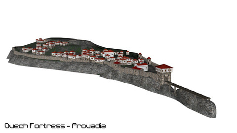 Ovech Fortress - Provadia
