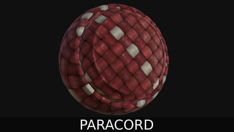 Paracord material