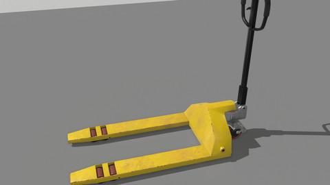 Industrial Pallet Truck Trolley 2