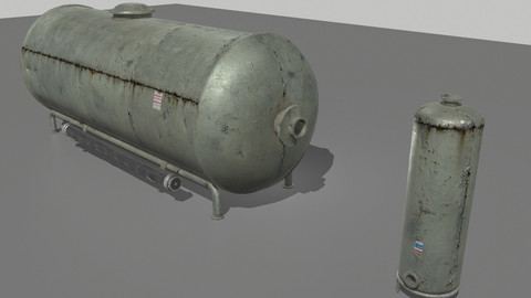 Industrial Tank 3