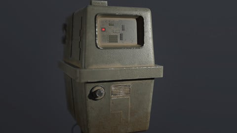 Star Wars GNK Droid