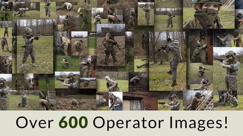 650+ Post Apocalyptic Operator Photos