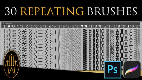 Repeating Brushes