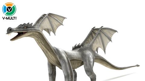3D Model: Dragon
