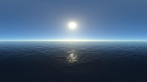 Ocean HDRI