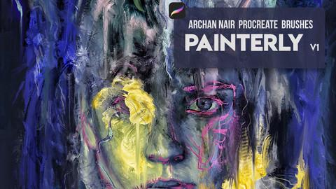 Painterly v1 Brushes for Procreate