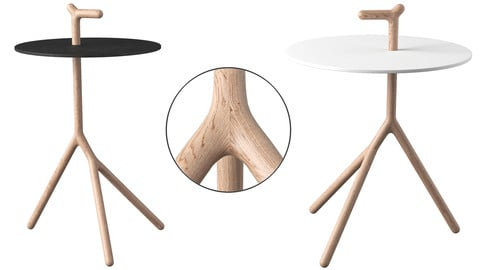 Yot Side Table By Florian Saul