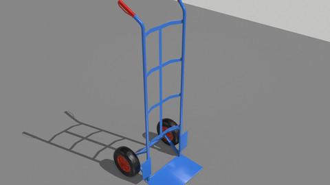 Industrial Hand Trolley 1