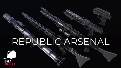Republic Arsenal - Star Wars
