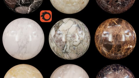 Marble Materials