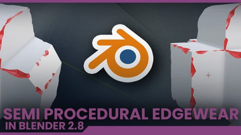 Blender Semi Procedural Edge Chipping Effect: Source Files