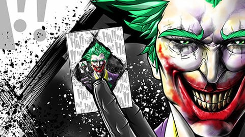 The Joker's Diamond