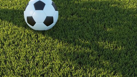 Realistic lawn grass v2
