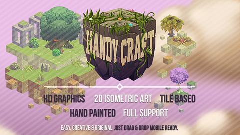 HandyCraft - Forest Pack