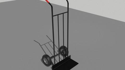 Industrial Hand Trolley 4