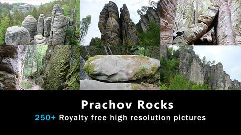 Prachov Rocks photopack