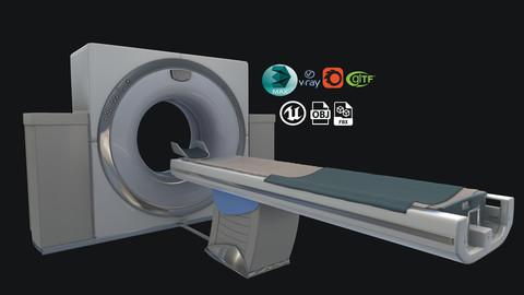 medical scanner MAGNETOM MRI