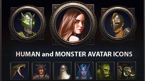 100+ Avatar Icons
