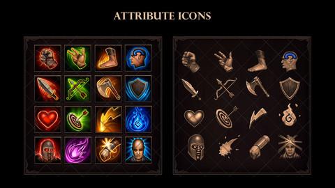 Attribute Icons