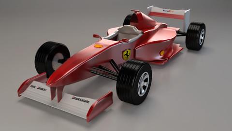 CARRO F1