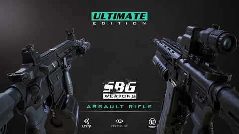 SBG Assault Rifle - Ultimate Edition