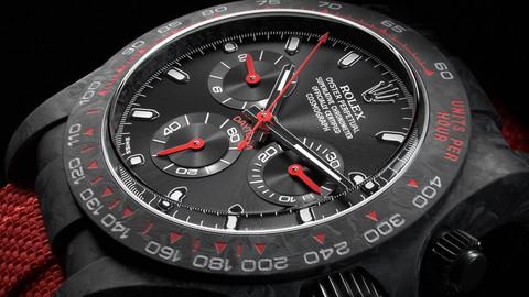 Rolex Daytona Carbon