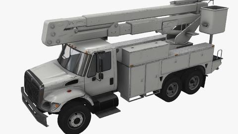 Bucket Truck