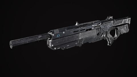 Scifi Rifle