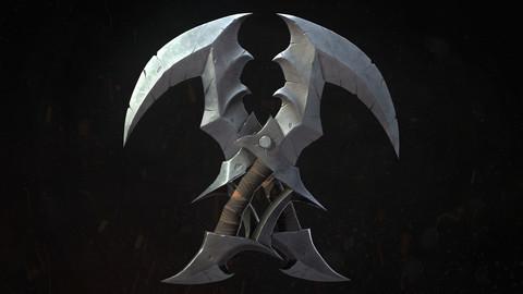 Stylized Fantasy Sword