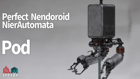 NierAutomata POD for Nendoroid