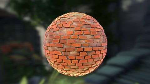 Stylized Bricks