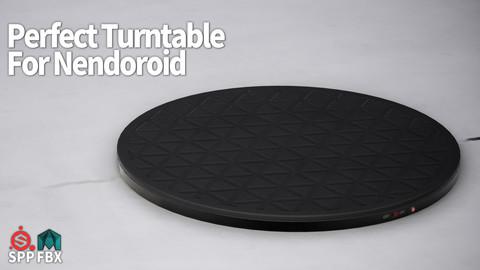 Turntable for Nendoroid